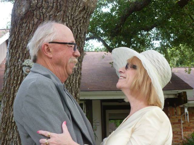 Couple Celebrates 40 Years of Marriage with a Fun Then and Now Photo Comparison