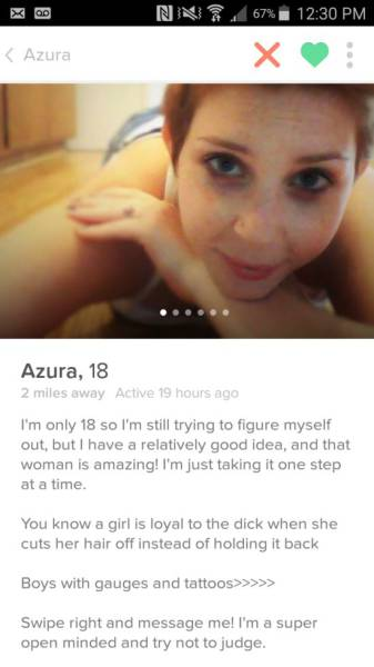 Tinder Profiles That Are Just Too Weird to Explain (30 pics