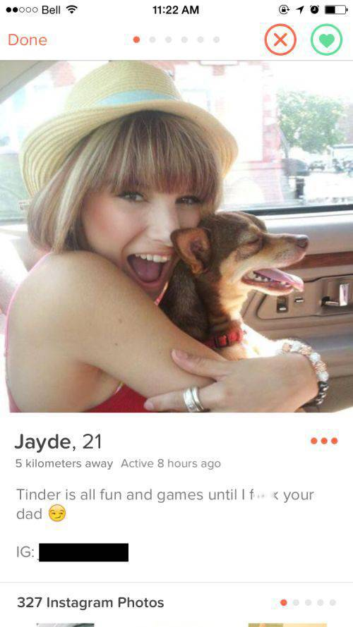 Tinder Profiles That Are Just Too Weird to Explain