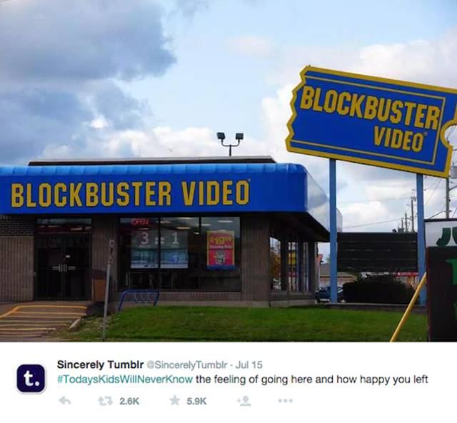 Twitter Takes a Trip Down Memory Lane with #TodaysKidsWillNeverKnow
