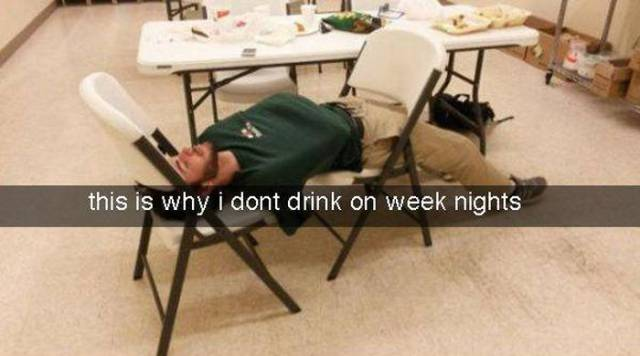Amusing Snapchats That Sum Up Being Hungover Perfectly