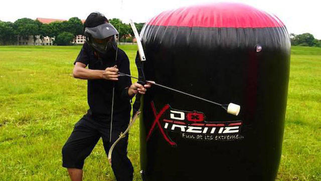 Archery Tag Is Taking Over from Paintball as a Fun New Team Sport