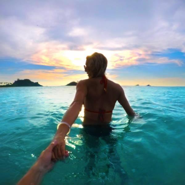 One Couple's Unique Photo Journey through Asia