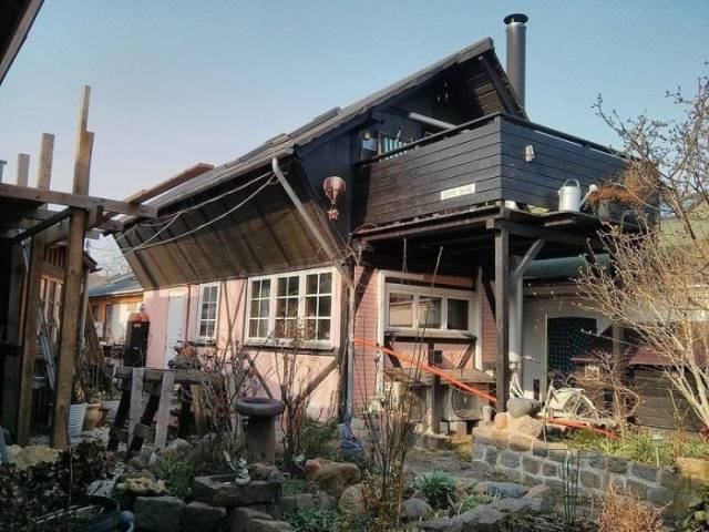This Is What Life Is Like Inside a Little Hippie Town in Denmark