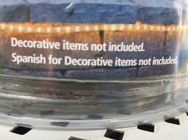 The Laziest Foreign Language Translations Ever