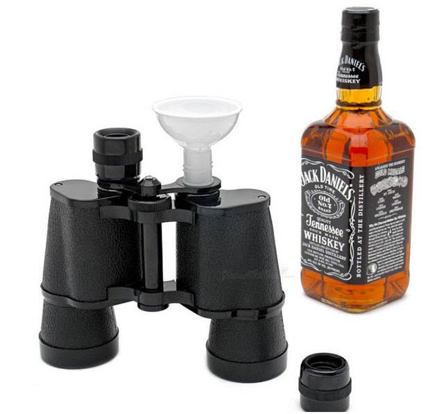 Some of the Smartest Ways to Smuggle Alcohol Ever