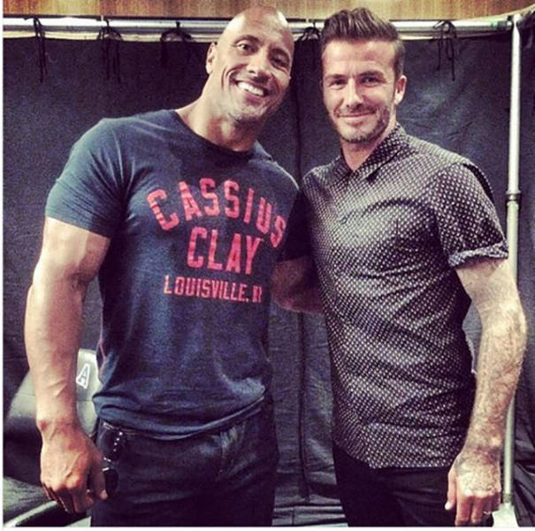 """""""The Rock"""" Is the Epitome of Awesome"""