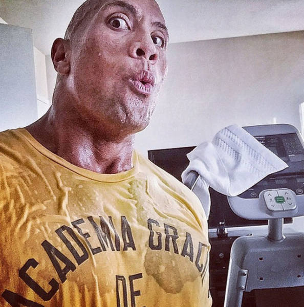 """The Rock"" Is the Epitome of Awesome"