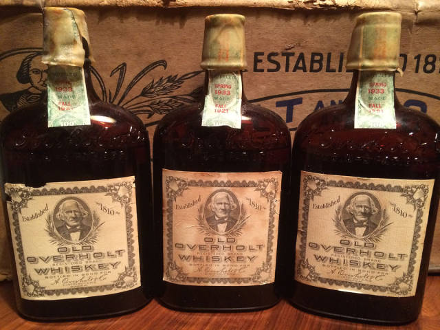 This Authentic Prohibition Era Whiskey Is Quite a Collector's Item Today
