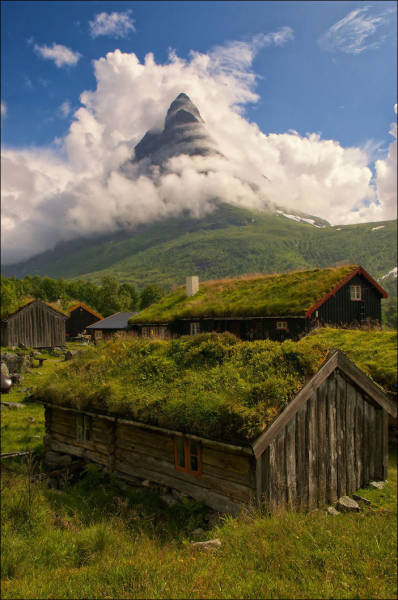 Stunning Scenic Photos of the Norwegian Countryside