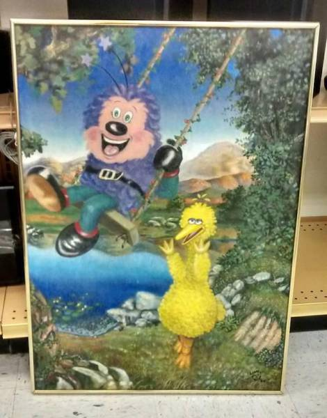 Thrift Shops Have Lots of Hidden Gems If You Look Hard Enough