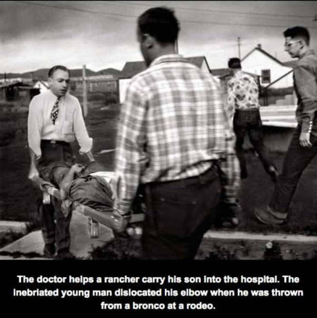 A Day in the Life of a Rural Doctor in 1948