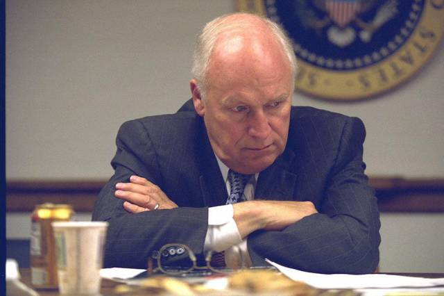 Revealing Photos of What Was Really Happening Inside the White House Following 9/11