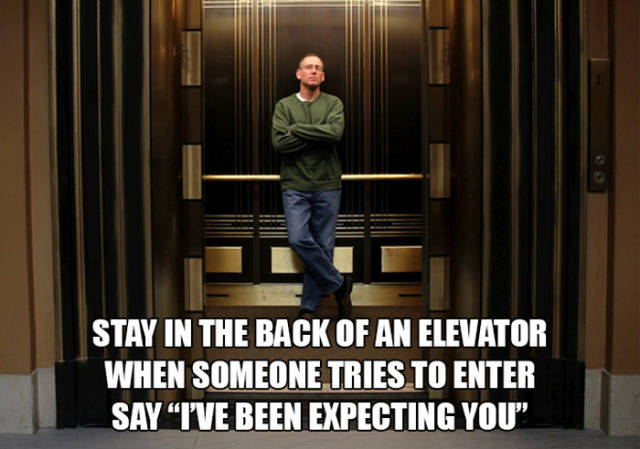 How to Make Your Next Elevator Ride So Much Funner