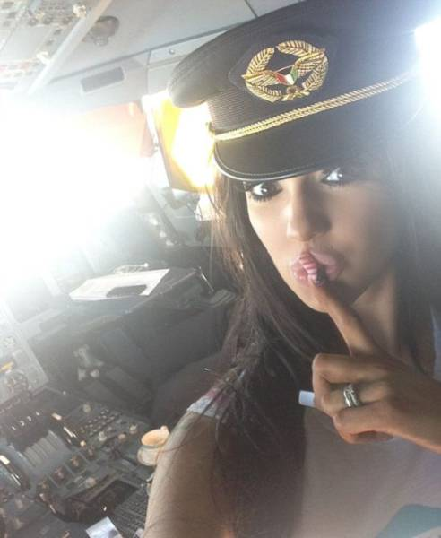 Sleazy Kuwait Airlines Pilot Let