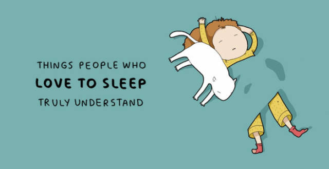If You Love Sleeping You Will Definitely Relate