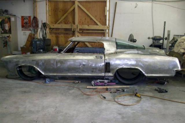A Remarkable Buick Riveria Restoration