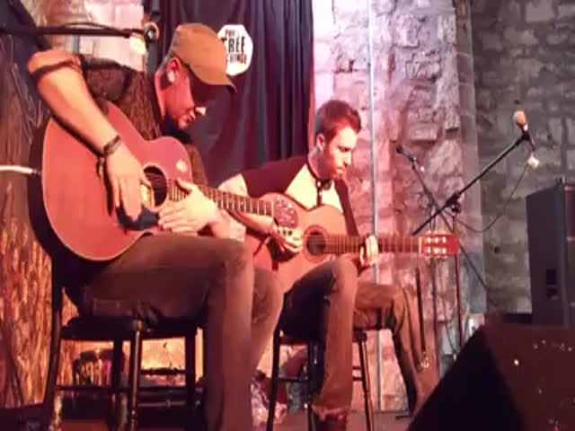 This Guitar Performance Is a Must-See Event