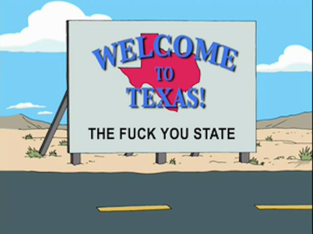 """Family Guy's"" Own Hilarious Versions of US States"