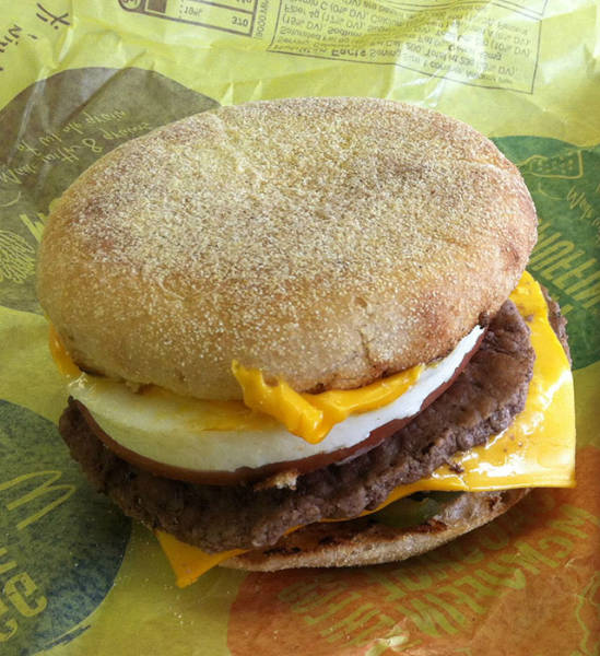 How to Customise Your Next McDonald's Meal to Make It Even More Awesome