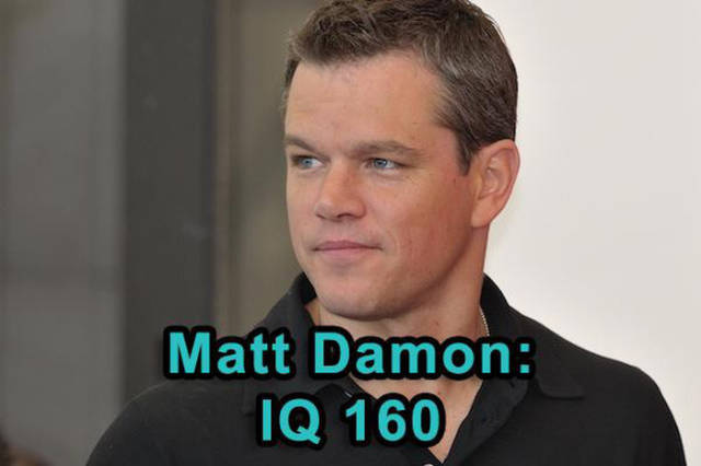 Hollywood Celebs Who Top the IQ Charts
