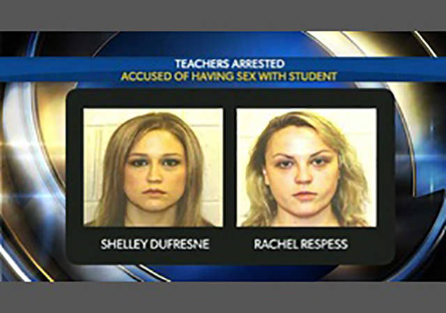 High School Teachers Arrested and the Reason Why Will Shock
