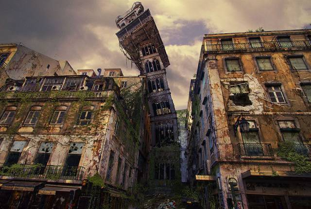 What Our Planet Would Probably Like in a Post-Apocalyptic World