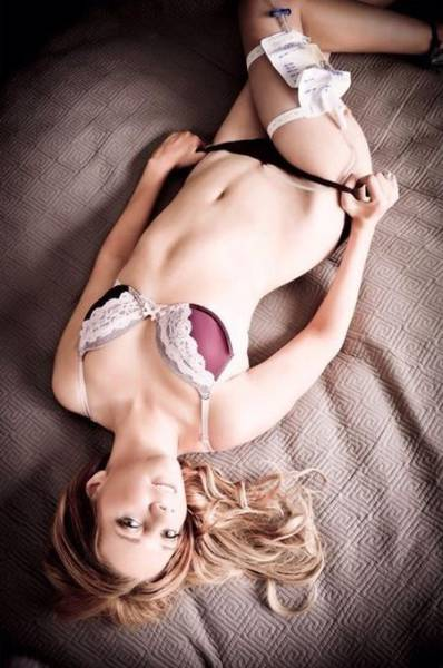 Paralyzed Girl Embraces Her Sexuality in Racy Photo Shoot