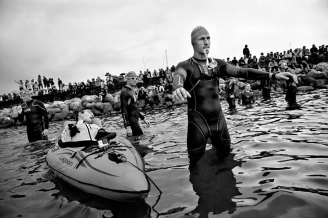 The Touching True Story of the Twins Who Compete as an Ironman Team