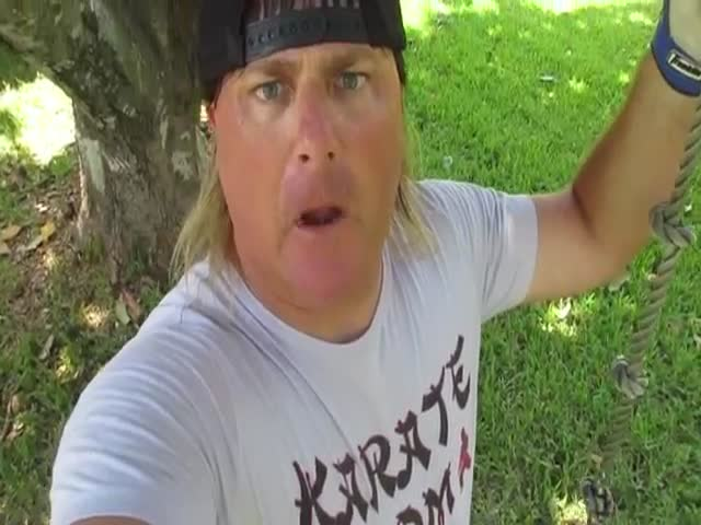 Donnie Baker Offers His Training Services to Ronda Rousey and He Makes a Good Point
