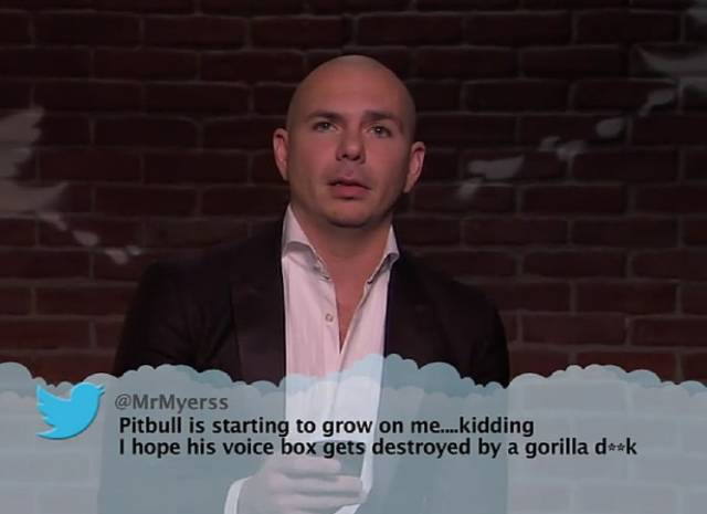 Celebrities Read Mean Tweets about Themselves on the Jimmy Kimmel Show
