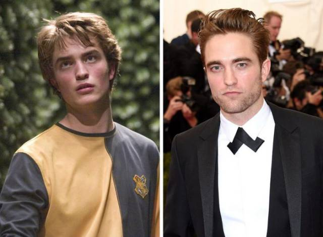"The ""Harry Potter"" Cast are All Grown Up"