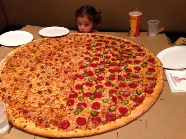 """The """"Pizza Talk"""" Is a New Way to Explain How Babies are Made to Your Kids"""