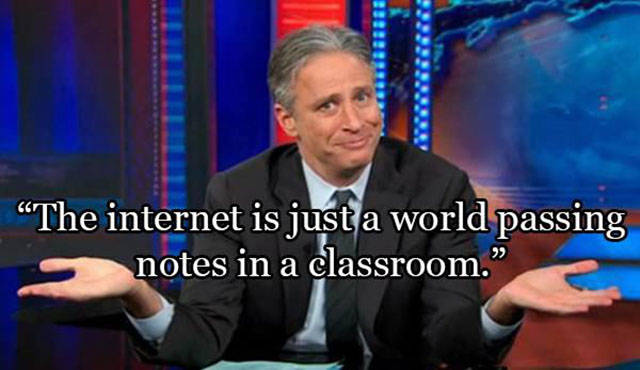 Jon Stewart's Most Memorable Quotes of All Time