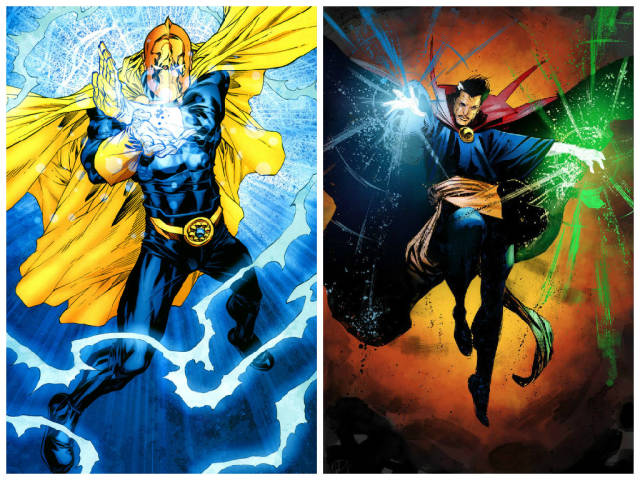 DC and Marvel Comics are More Similar Than You Think