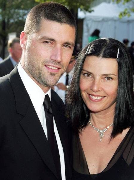 Hollywood Actors Who are Married to Ordinary Unknown Women