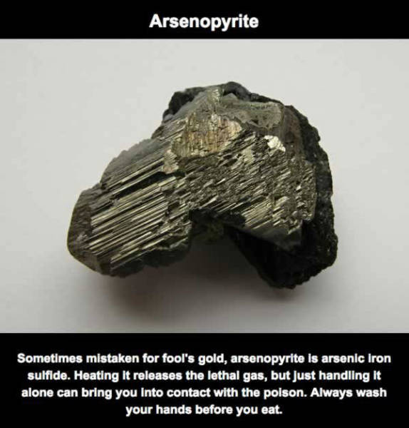Rocks That Could Kill You If You Are Not Careful