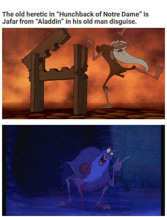 Subtle Disney Nuances That Are Hidden in Plain Sight