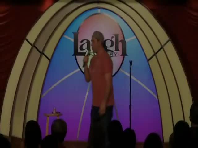 Comedian Adam Ray Handles Show Critics Like a Pro