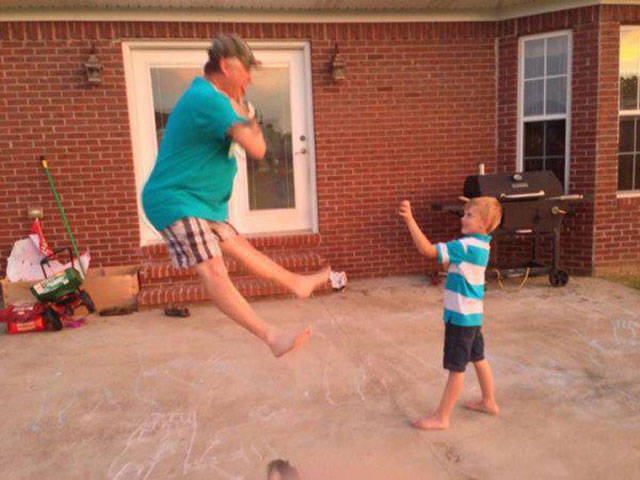 People Who Are Doing Parenting Right
