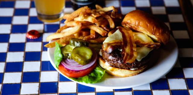 The Greatest Burgers across the USA