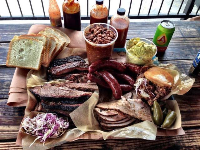 The Top Barbeque Restaurants in the Whole of the USA