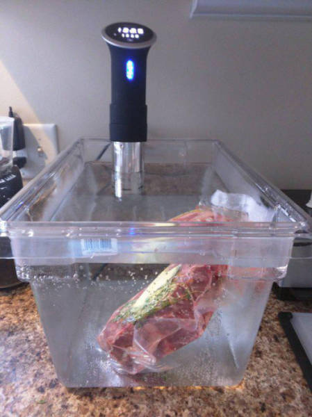 Vacuum Sealed Steak Is a Must-try at Home