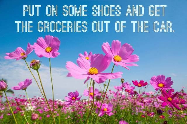 Mom Sayings Take on a Whole New Meaning as Motivational Posters