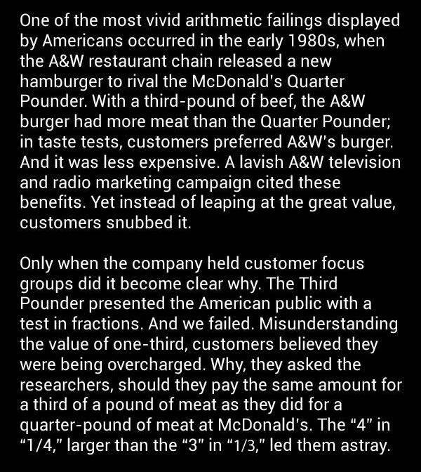The Embarrassing Reason That the A&W Burger Failed in the Marketplace