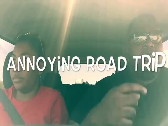 Guy Turns One 7 Hour Road Trip into a Continuous Singalong to Annoy His Sister