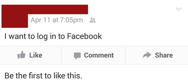 Grandparents and Facebook are a Funny Combination