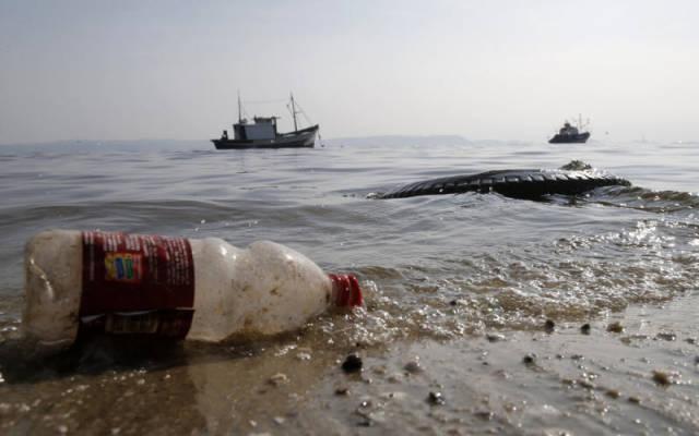 The Sad Sight of Polluted Beaches in Rio de Janeiro