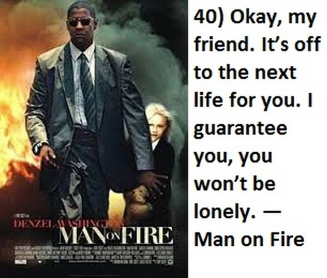 Epic Action Movie Lines That Will Live on Forever