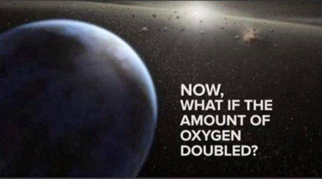 Scary Things That Would Happen If the World Was without Oxygen for 5 Seconds